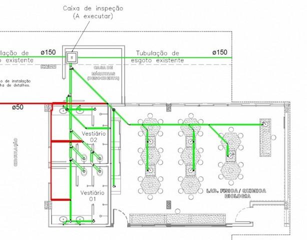 Favoritos Projeto Hidráulico Completo - Justo & Santos Engenharia Civil PC53