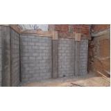alvenaria estrutural de bloco de concreto Votorantim
