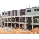 empresa de alvenaria estrutural de blocos de concreto Alphaville