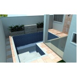 empresa de concreto armado para piscinas Santos