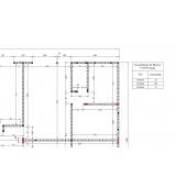 empresa de projeto de alvenaria estrutural Itapevi