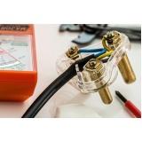 projeto elétrico de baixa tensão