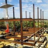 orçamento de casa em estrutura metálica Sorocaba