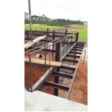 orçamento de cobertura em estrutura metálica Porto Feliz